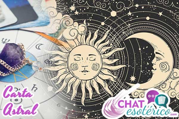 ¿Cuáles son los simboles que envuelven el universo de la carta astral?